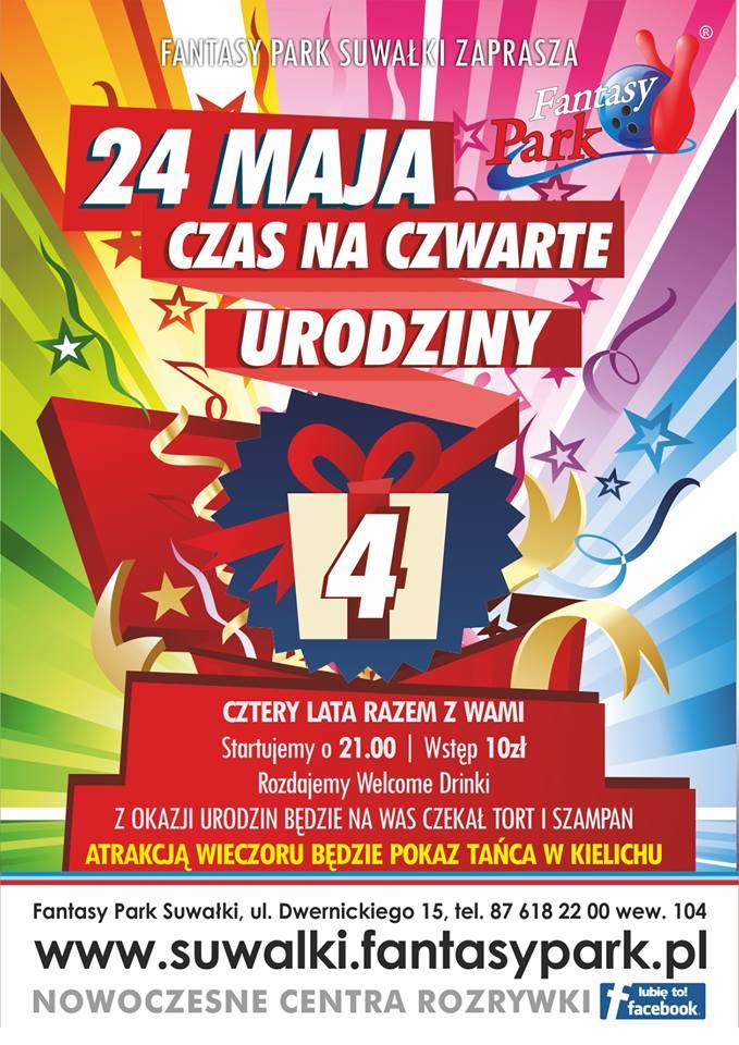 FANTASY PARK SUWAŁKI – 24.05.2014